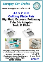 21002 Todo Replacement Plate Set A,B,C,D